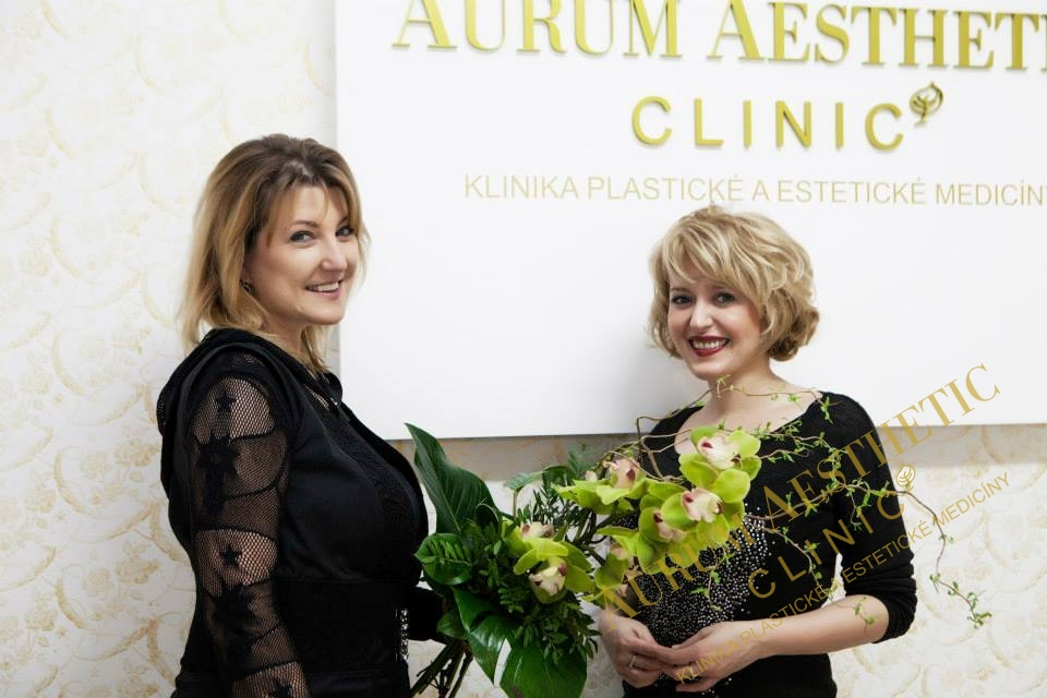 AURUM ASTHETIC CLINIC Proměna